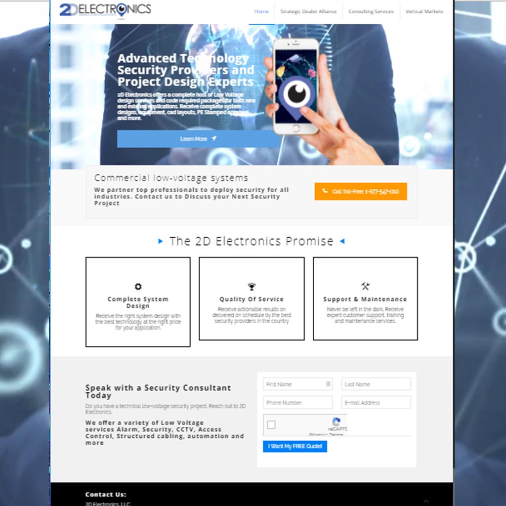 2d-website