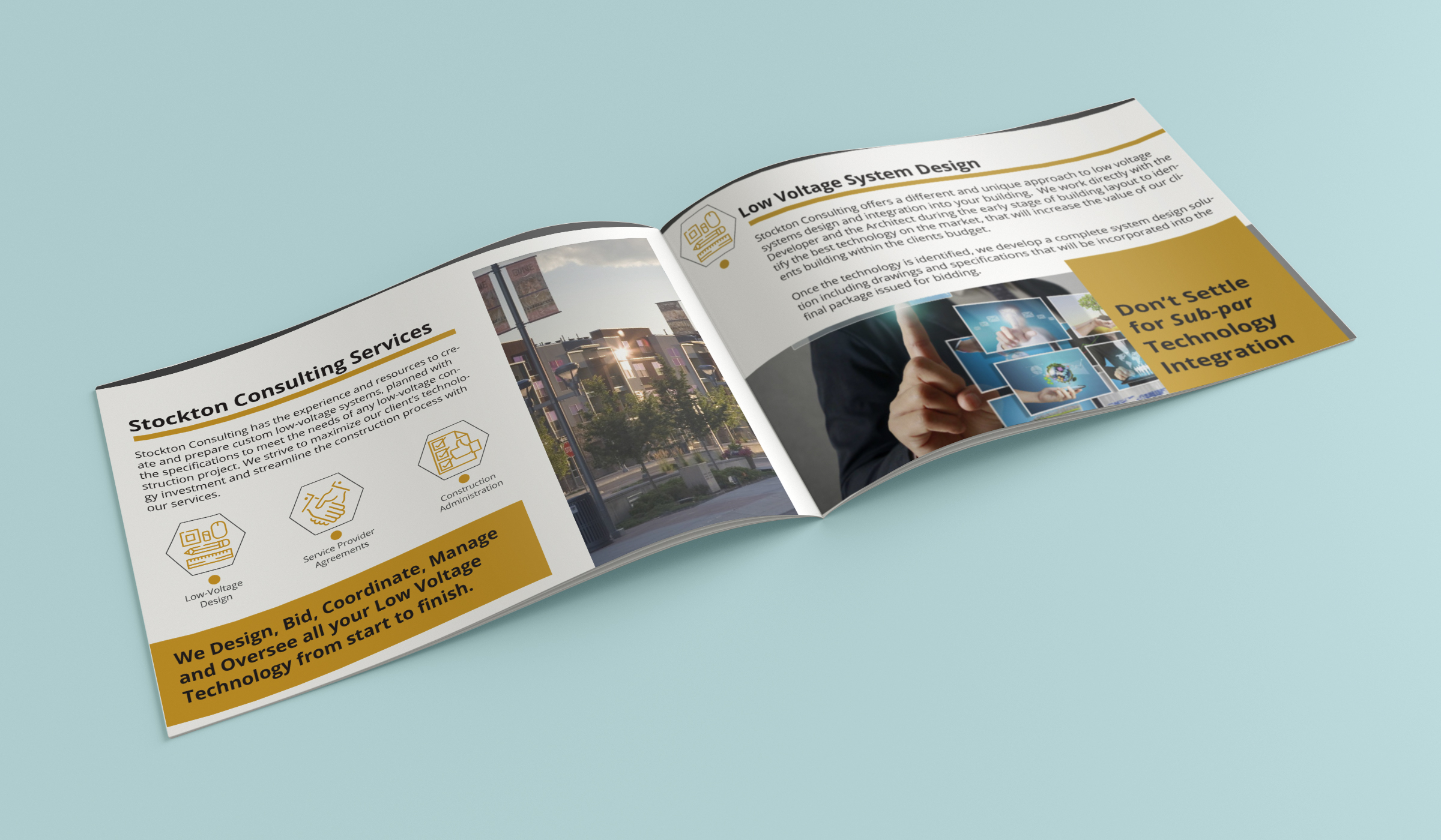 Stockton Consulting Brochure