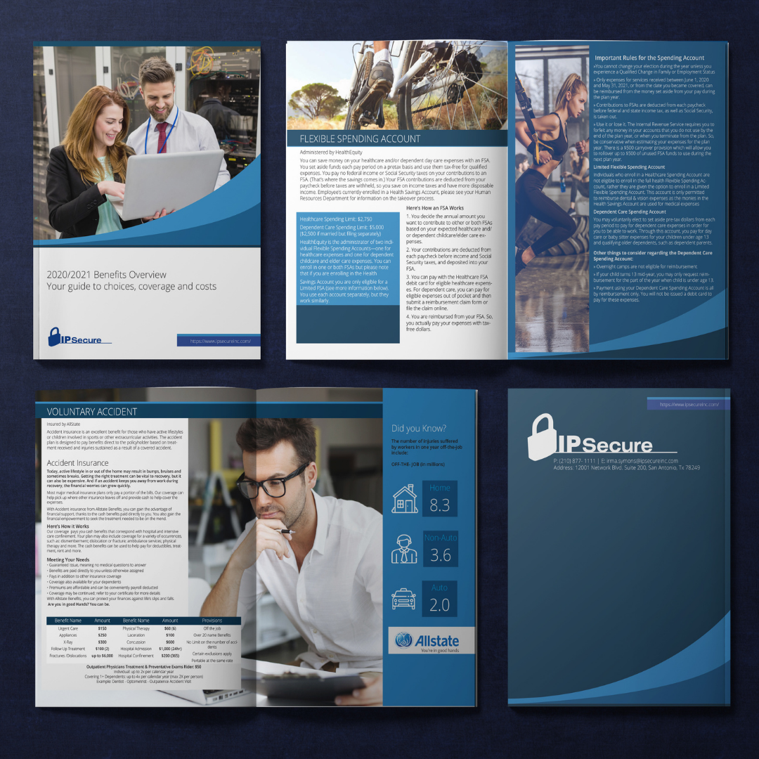 IP Secure HR Booklet
